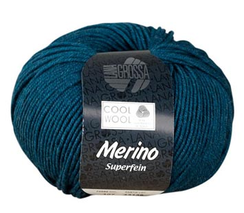 COOL WOOL Merino superfine