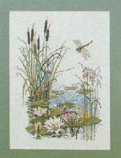 Pflanzen am Teich